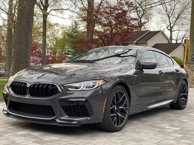 2021 BMW M8 WBSGV0C00MCF03457