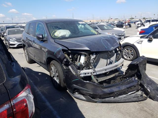 Honda Vehiculos salvage en venta: 2020 Honda Pilot EX