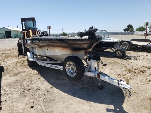 Salvage cars for sale from Copart Fresno, CA: 2006 Tracker Boat