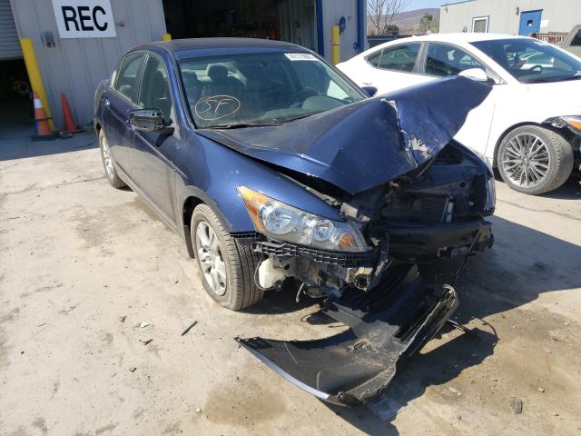 Salvage cars for sale from Copart Duryea, PA: 2010 Honda Accord LXP