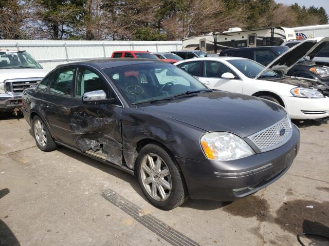Ford 500 salvage cars for sale: 2005 Ford 500