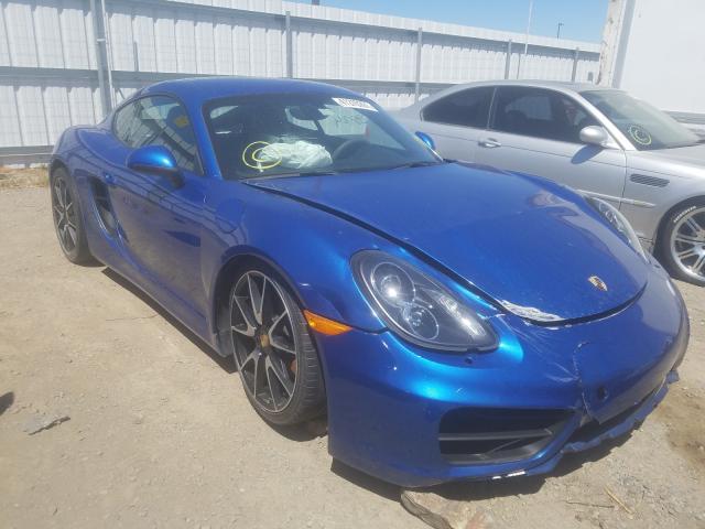 2014 Porsche Cayman S for sale in Sacramento, CA