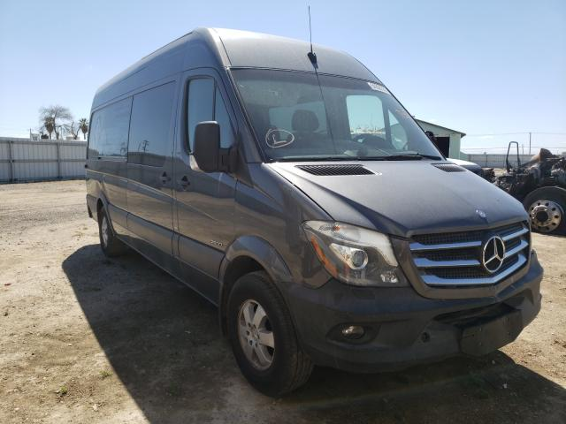 2015 Mercedes-Benz Sprinter 2 for sale in Fresno, CA