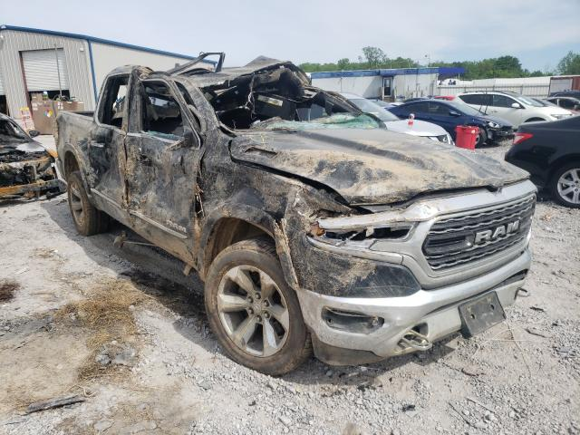 Salvage cars for sale from Copart Hueytown, AL: 2019 Dodge RAM 1500 Limited