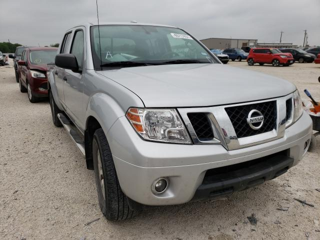 Salvage cars for sale from Copart San Antonio, TX: 2016 Nissan Frontier S