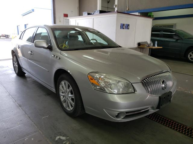 Salvage cars for sale from Copart Pasco, WA: 2011 Buick Lucerne CX
