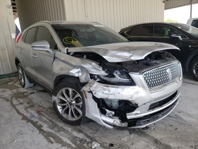 Salvage cars for sale from Copart Homestead, FL: 2019 Lincoln MKC Select