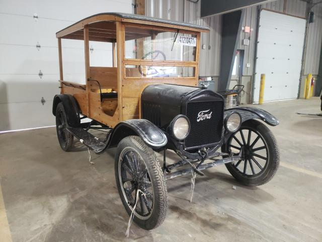 Salvage cars for sale from Copart West Mifflin, PA: 1922 Ford Model T