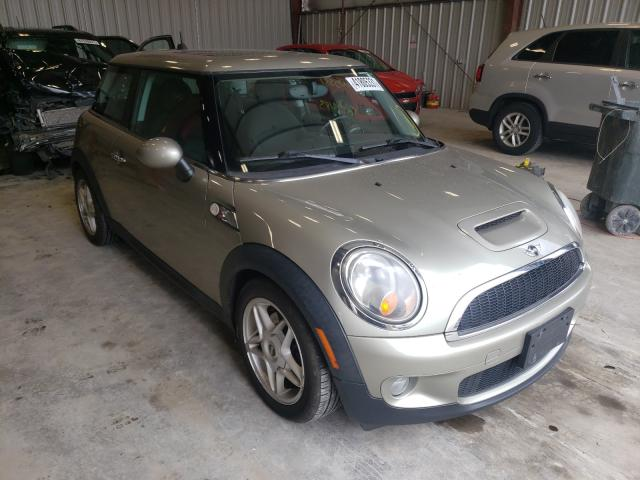Salvage cars for sale from Copart Appleton, WI: 2008 Mini Cooper S