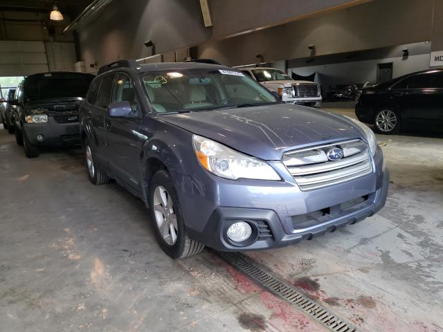 Salvage cars for sale from Copart Sandston, VA: 2014 Subaru Outback 2