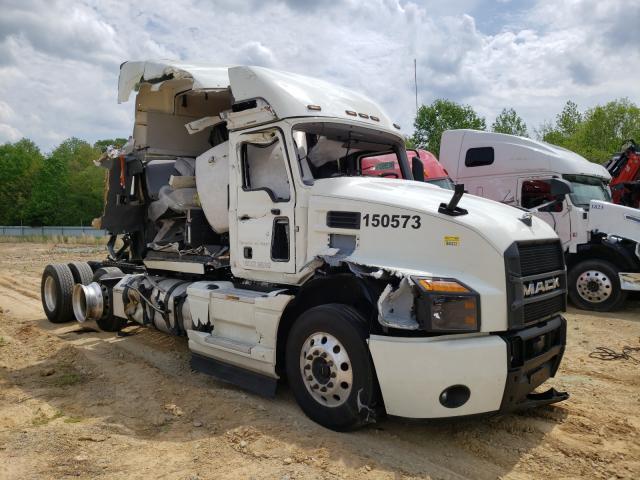 Salvage cars for sale from Copart Chatham, VA: 2020 Mack Anthem