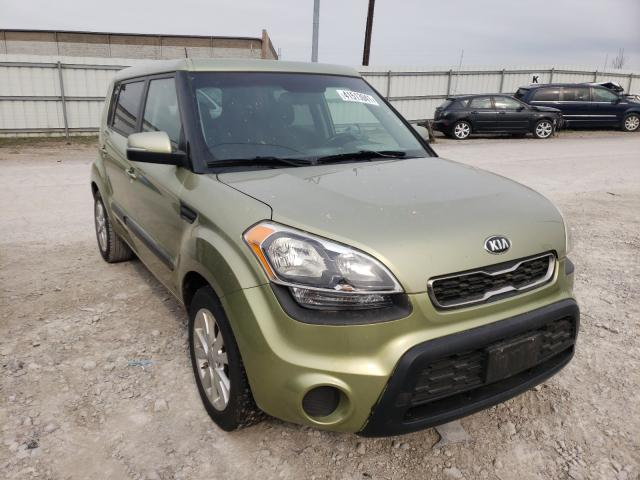 Salvage cars for sale from Copart Columbus, OH: 2013 KIA Soul +