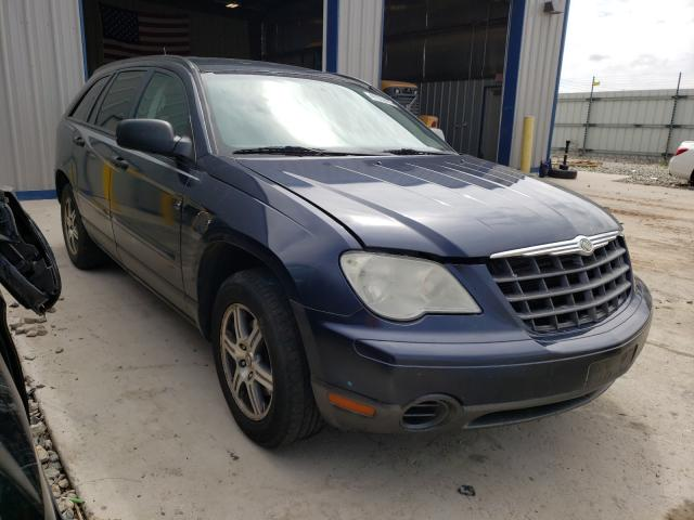 Salvage cars for sale from Copart Appleton, WI: 2007 Chrysler Pacifica