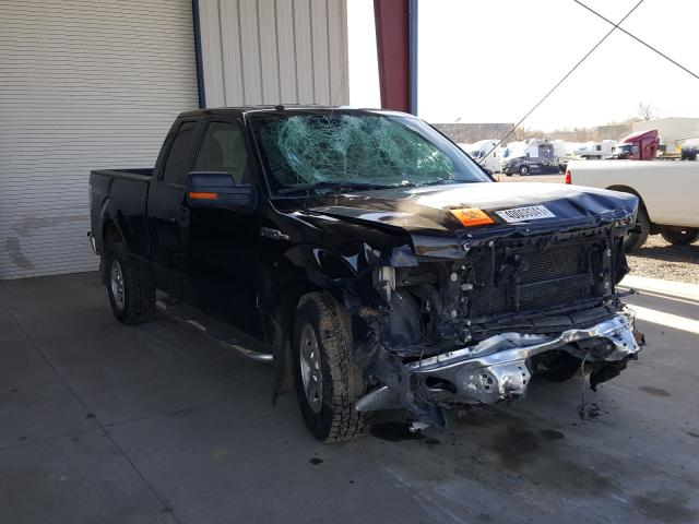 Salvage 2012 FORD F-150 - Small image. Lot 40008041