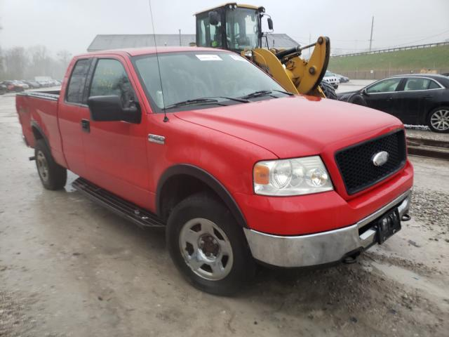 Salvage cars for sale from Copart Northfield, OH: 2006 Ford F150