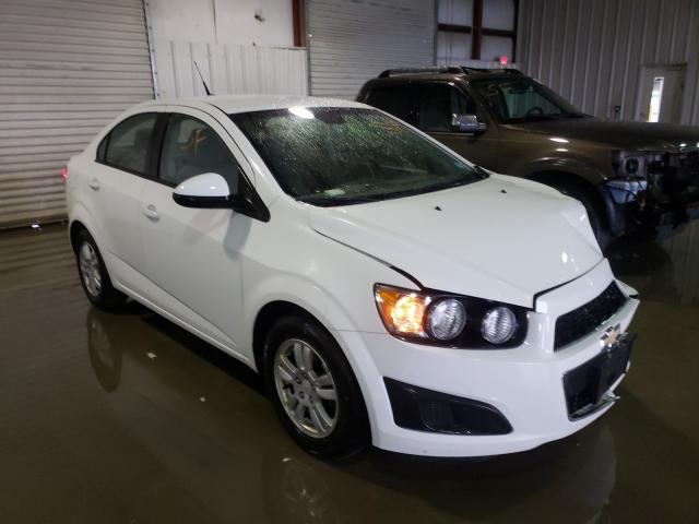 Salvage cars for sale from Copart Albany, NY: 2012 Chevrolet Sonic LS