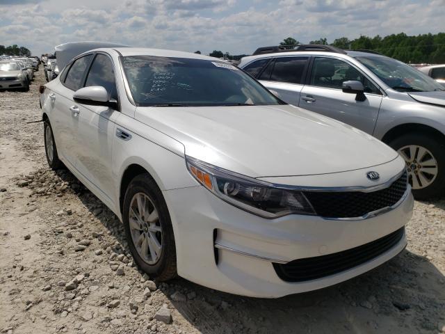 Vehiculos salvage en venta de Copart Loganville, GA: 2016 KIA Optima LX