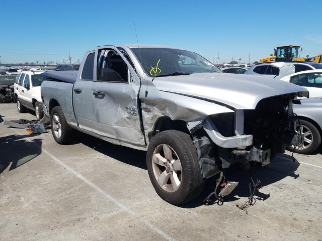 Salvage cars for sale from Copart Sun Valley, CA: 2013 Dodge RAM 1500 ST