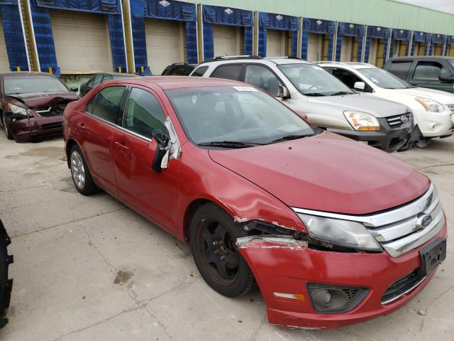 Salvage cars for sale from Copart Columbus, OH: 2010 Ford Fusion SE