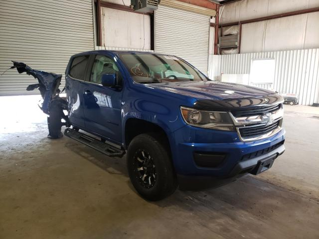 Salvage cars for sale from Copart Lufkin, TX: 2019 Chevrolet Colorado