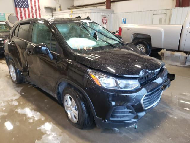 Salvage cars for sale from Copart Rogersville, MO: 2021 Chevrolet Trax LS