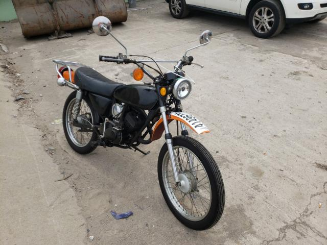 Salvage cars for sale from Copart Columbus, OH: 1973 Kawasaki Dirtbike