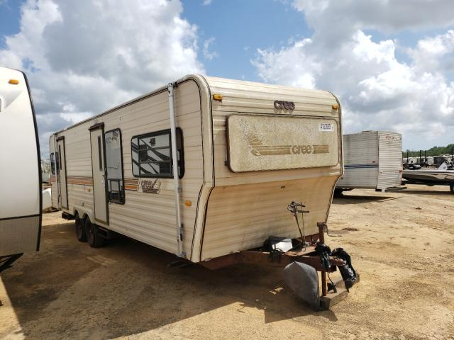 Trailers salvage cars for sale: 1986 Trailers TVR