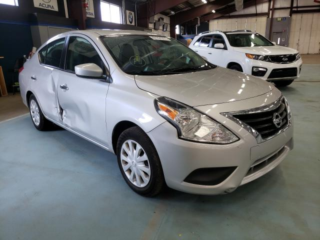 Nissan salvage cars for sale: 2019 Nissan Versa S