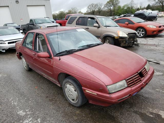 Chevrolet Corsica salvage cars for sale: 1995 Chevrolet Corsica