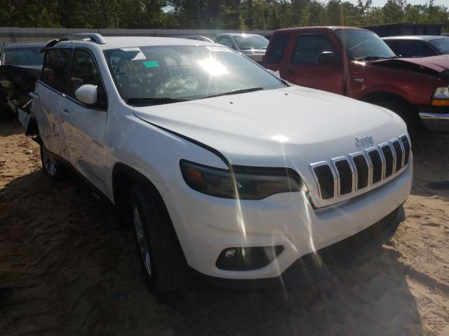 Jeep Cherokee salvage cars for sale: 2019 Jeep Cherokee