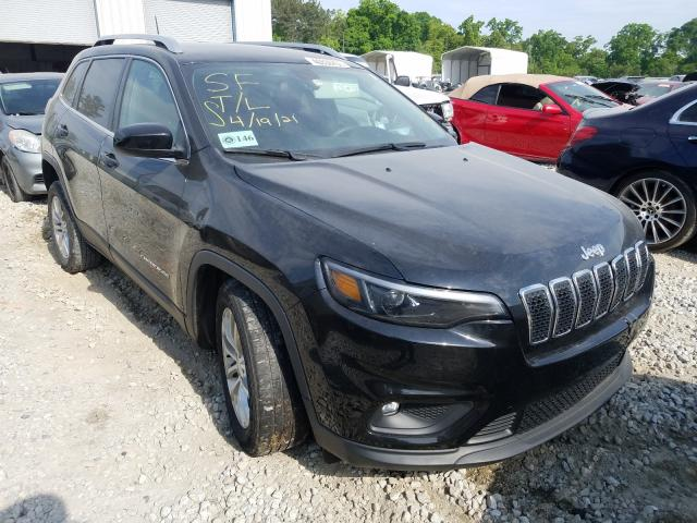 Salvage cars for sale from Copart Ellenwood, GA: 2019 Jeep Cherokee L