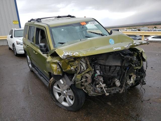 2012 Jeep Patriot SP for sale in Albuquerque, NM