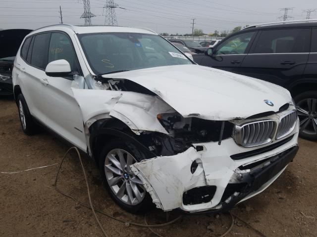 2017 BMW X3 XDRIVE2 5UXWX9C37H0W73930