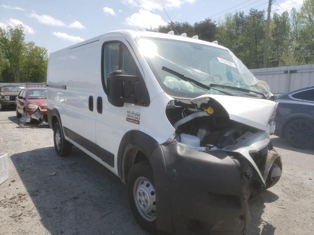 Dodge Vehiculos salvage en venta: 2021 Dodge RAM Promaster