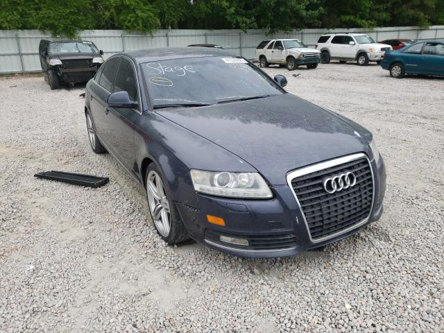 Salvage cars for sale from Copart Knightdale, NC: 2010 Audi A6 Premium