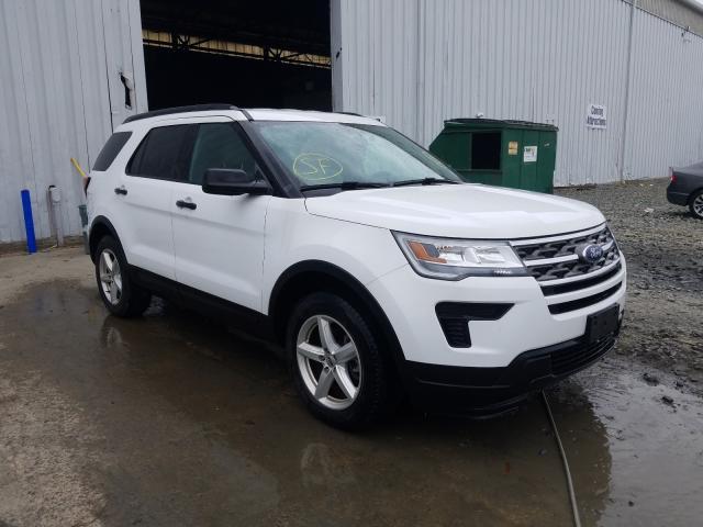 Vehiculos salvage en venta de Copart Windsor, NJ: 2019 Ford Explorer