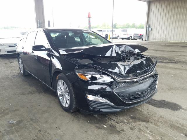Salvage cars for sale from Copart Fort Wayne, IN: 2019 Chevrolet Malibu LT