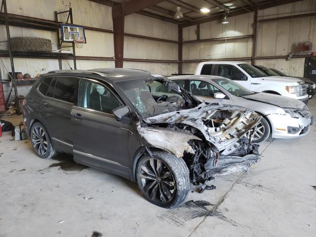 Salvage cars for sale from Copart Eldridge, IA: 2019 Volkswagen Tiguan SEL