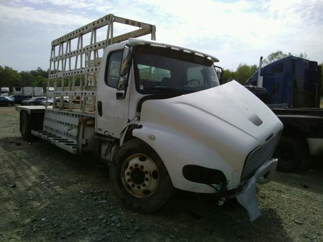 Salvage cars for sale from Copart Chatham, VA: 2008 Freightliner M2 106 MED
