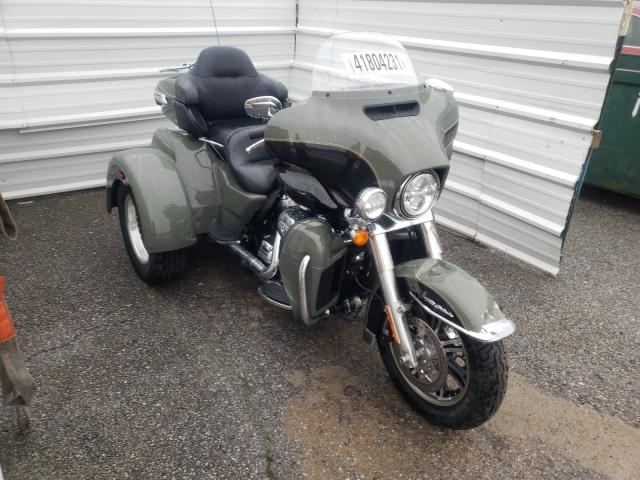 Harley-Davidson Flhtcutg salvage cars for sale: 2021 Harley-Davidson Flhtcutg