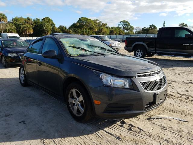 Salvage 2013 CHEVROLET CRUZE - Small image. Lot 39199681