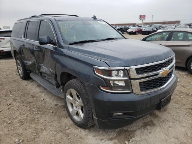 Salvage cars for sale from Copart Haslet, TX: 2020 Chevrolet Suburban C