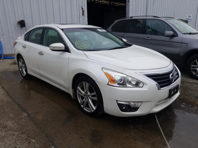 Salvage cars for sale from Copart Windsor, NJ: 2013 Nissan Altima 3.5