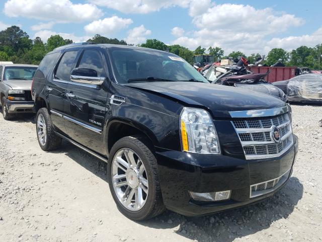 Salvage cars for sale from Copart Ellenwood, GA: 2013 Cadillac Escalade P