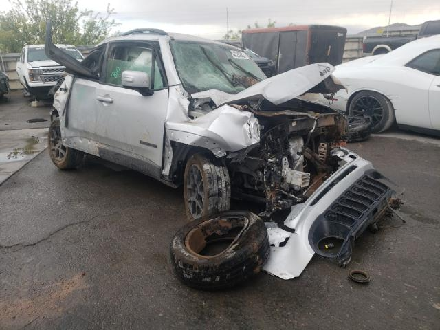 Salvage cars for sale from Copart Anthony, TX: 2020 Jeep Renegade L