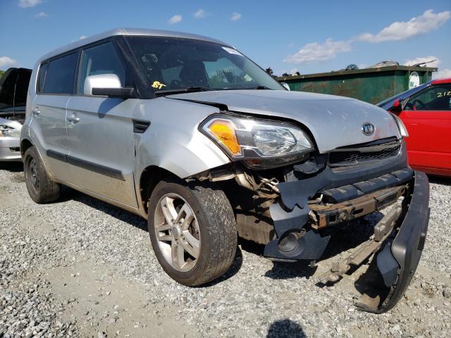 Vehiculos salvage en venta de Copart Spartanburg, SC: 2011 KIA Soul +
