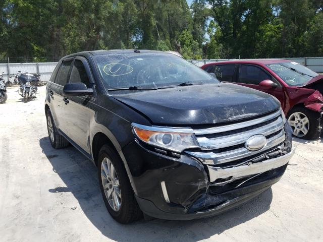 Salvage 2012 FORD EDGE - Small image. Lot 41635281
