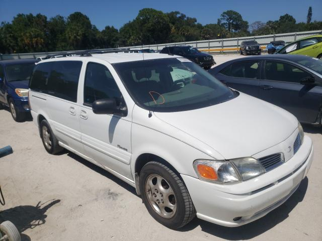 Oldsmobile salvage cars for sale: 2002 Oldsmobile Silhouette
