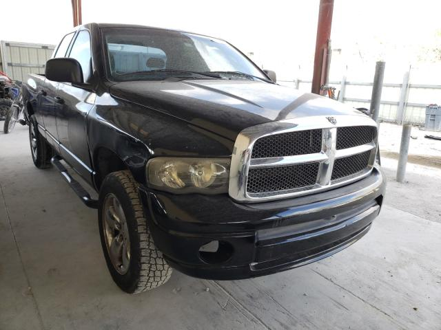 Salvage cars for sale from Copart Homestead, FL: 2004 Dodge RAM 1500 S