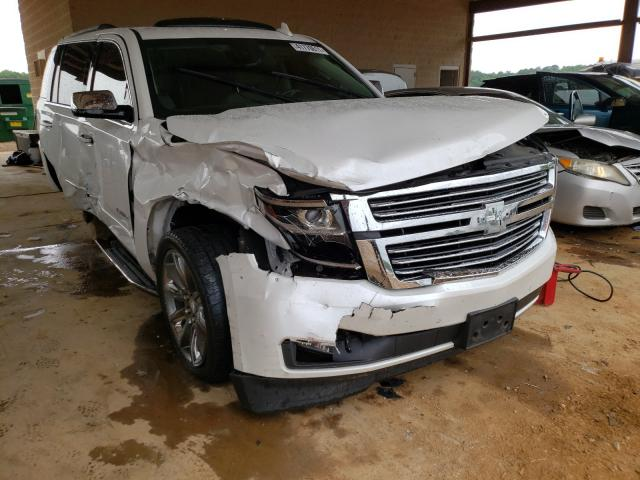 Salvage cars for sale from Copart Tanner, AL: 2017 Chevrolet Tahoe C150